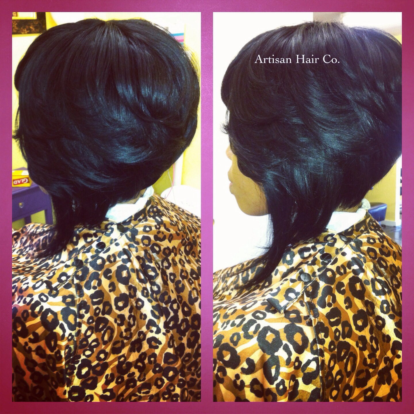 Feathered bob full sew in no leave out artisan hair company llc feathered bob full sew in no leave out jeuxipadfo Images