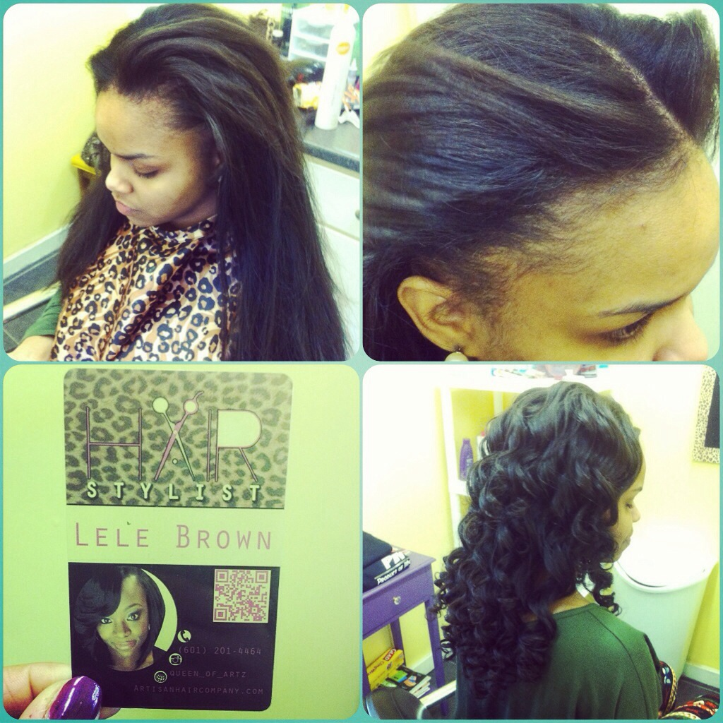 Sew in with leave out artisan hair company llc sew in with leave out jeuxipadfo Images