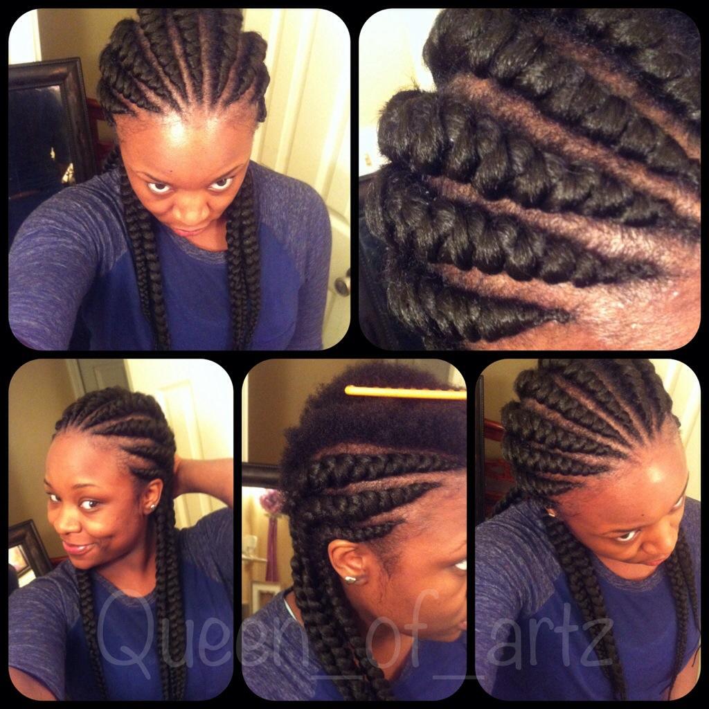 Brilliant 1000 Images About Braids On Pinterest Box Braids Solange Hairstyles For Women Draintrainus