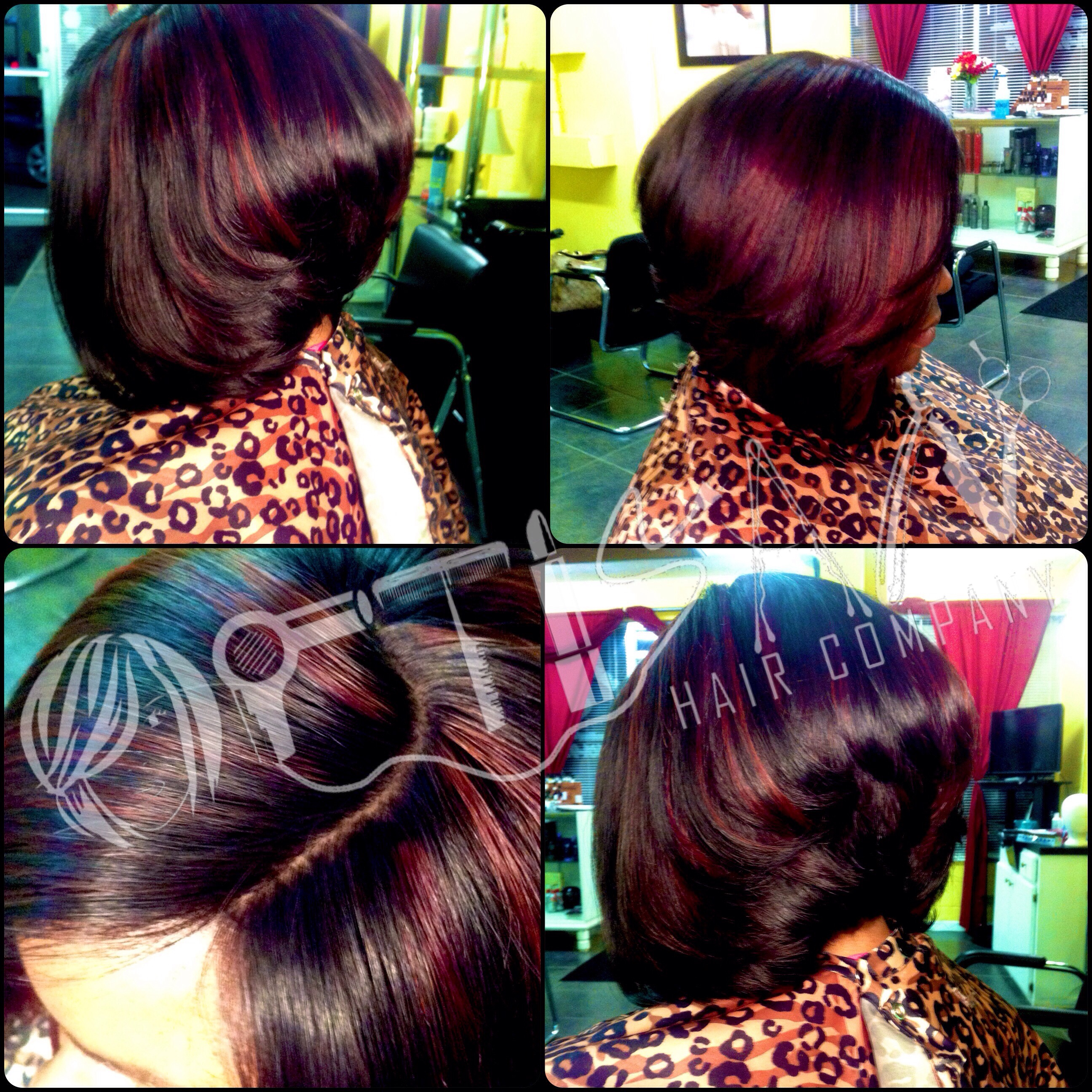 ... color full sew ins no leave out tagged with bob bob sew in custom