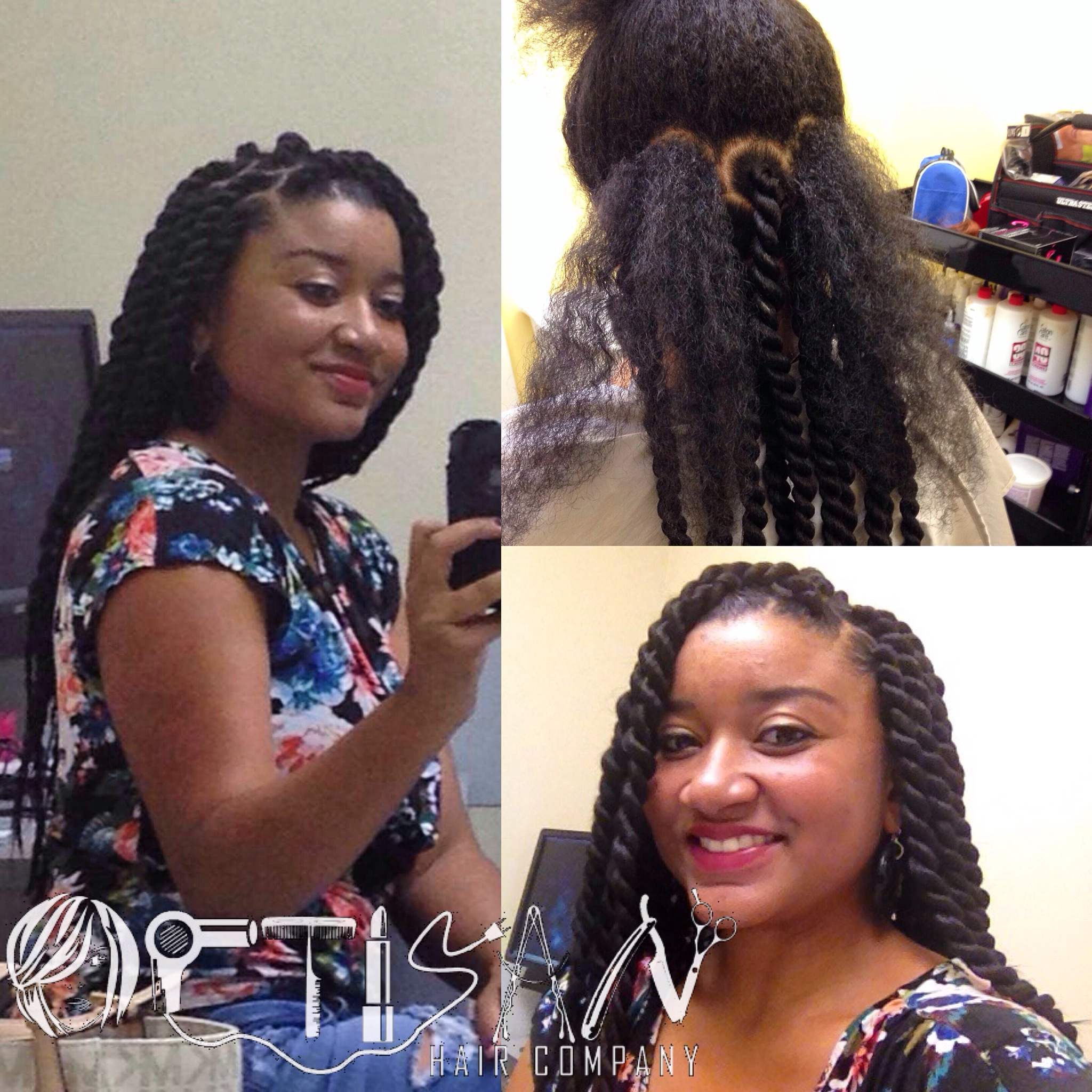 crochet braids pros and cons of crochet twists crochet senegalese ...